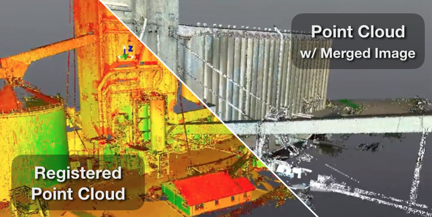 Master Point Cloud